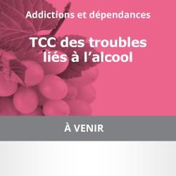 TCC de la dépendance à l'alcool