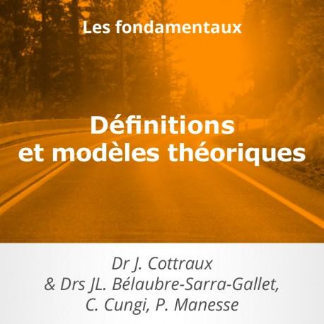 Définitions et modèles théoriques
